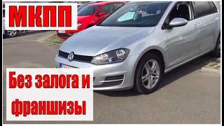 Аренда авто в Черногории. Vw Golf 7, механика-дизель 116лс