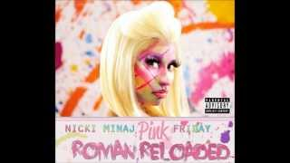 Nicki Minaj Roman Holiday Instrumental Version HD
