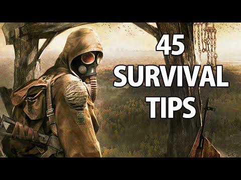 45 Survival/SHTF Tips!