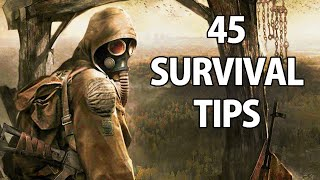 45 Survival/SHTF Tips!