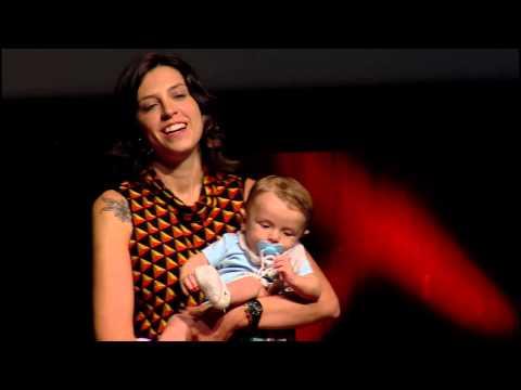 Parto humanizado: Daniela Besouchet, Caio Besouchet e Juliana Monguilhott at TEDxLacador