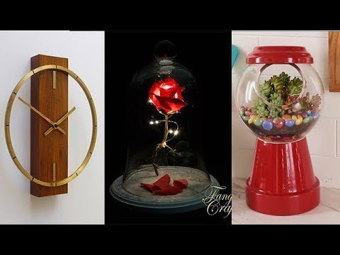 DIY ROOM DECOR! 21 Easy Crafts Ideas at Home For Teenagers