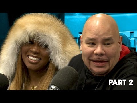 Fat Joe and Remy Ma Interview Pt2 at The...
