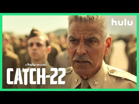 Catch-22: when the George Clooney-directed series is on Channel 4