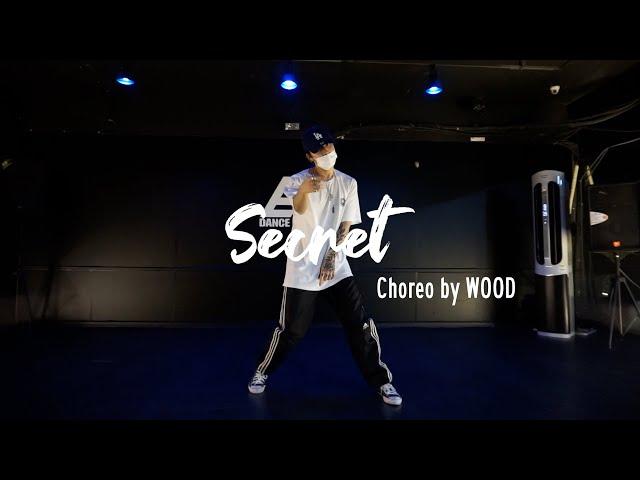 EZDANCE I 잠실점 I 이지댄스 I Ann Marie - Secret (Feat. YK Osiris) I CHOREOGRAPHY I Choreo by WOOD