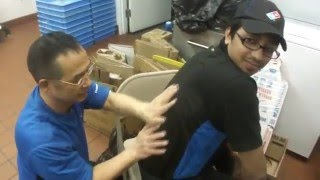 Luo Dong Pizza Employee Massage - 253