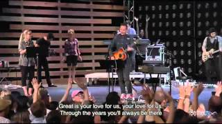 Great is Your Faithfulness + Spontaneous Worship - Martin Smith