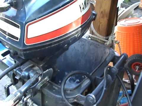 Wonderbaarlijk Yamaha 5 pk - YouTube FX-69