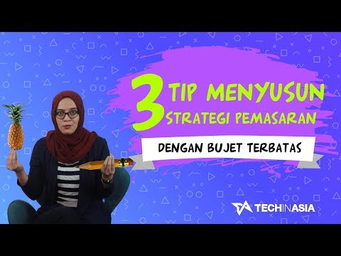 3 Tip Menyusun Strategi Pemasaran Minim Bujet | #fayretell