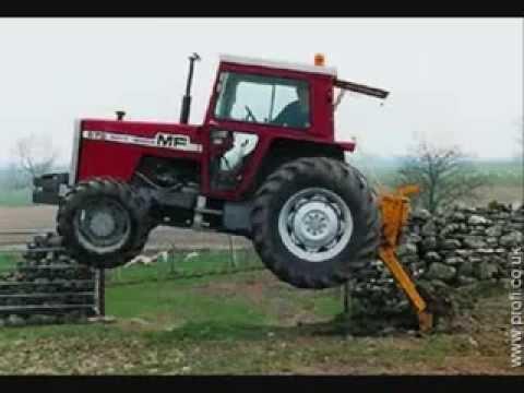 Trakt 246 Rler U 231 Ak Be Videos Showing Tractors Badly Stuck In