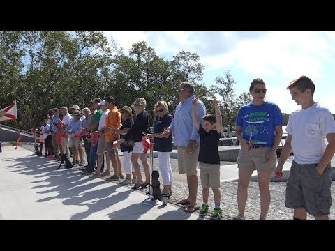 Waterway Park Opens in Jupiter