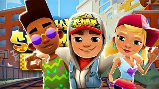 SUBWAY SURFERS GAMEPLAY PC HD - NEW YORK - JAKE+TRICKY+FRESH AND 90 MYSTERY BOXES OPENING