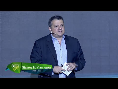 GET Summit - Stavros Yiannouka: The Promise and Peril of AI for Education