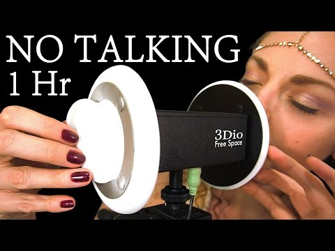 ASMR Mouth Sounds Ear Eating No Talking 1 Hour Sounds For Sleep