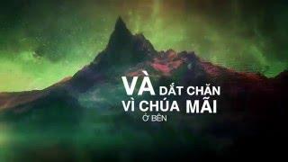 CÓ CHÚA DẮT CHĂN (OFFICIAL LYRICS VIDEO) - Rina Kpă
