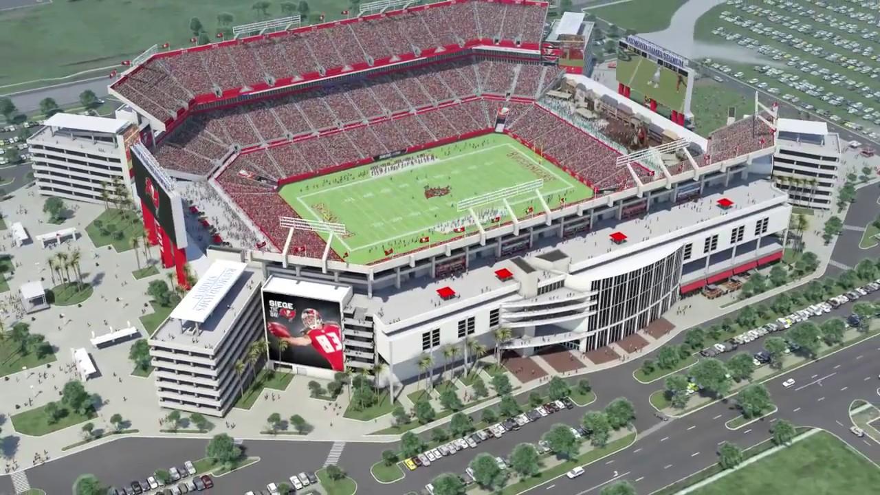 29f53e1f Buccaneers Phase One Stadium Renovations