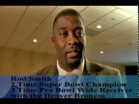 wo time Super Bowl Champion WR Rod Smith loved Success Summit seminar