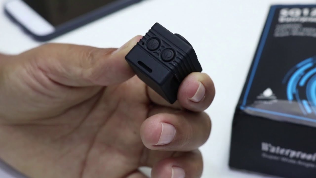 Como Usar Camera Mini Sq12 E Sq11 Mini Dv Full Hd 1080 Youtube
