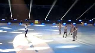 Шоу Дениса Тена в Астане, 9.06.2018