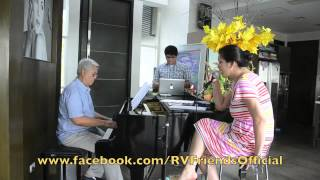 Regine Velasquez - You Are My Song, You'll Never Walk Alone ft. Mr. Ryan Cayabyab