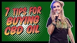 (DON'T BUY CBD OIL) Until You Watch This - 7 TIPS ON BUYING CBD OIL