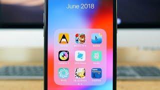 Top 10 iOS Apps of June 2018!