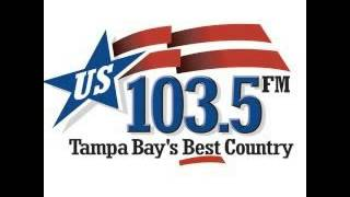 103.5 WFUS Gulfport, FL (Country) 9pm TOTH (2/13/14)