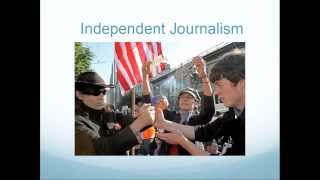 New Journalism & Occupy Wall Street Movement - Mark Taylor-Canfield Fire Dog Lake Webinar