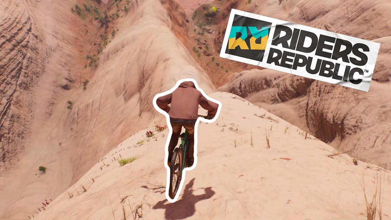Best RIDERS REPUBLIC Clips | Part 1 HD (720p)