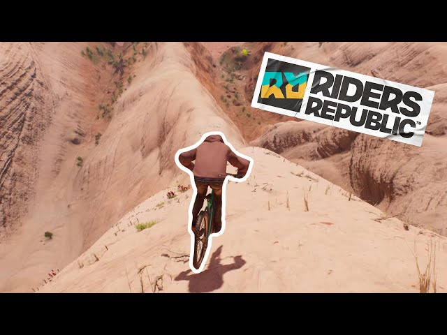 Best RIDERS REPUBLIC Clips | Part 1 Standard quality (480p)