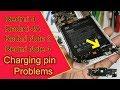 How to Replace Xiaomi Redmi Note 3, Note 4 , Redmi 4A , Redmi 4 and Redmi 3s Carging port ( Pin )