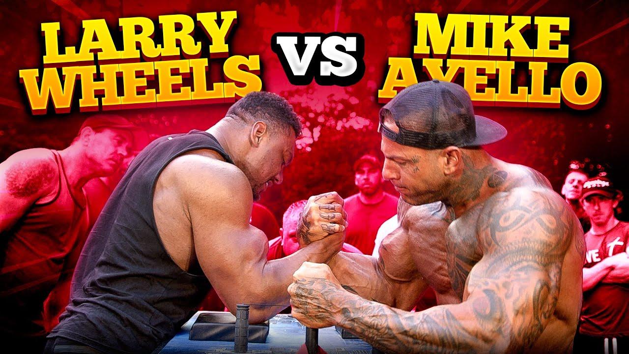 MIKE AYELLO vs LARRY WHEELS FT MARCIO BARBOZA