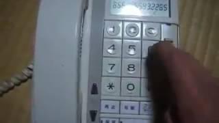 Teléfono musical :v