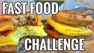 burger king eat like a king challenge
