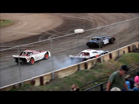 RIVERSIDE INT SPEEDWAY HOBBY STOCK 7-14-18