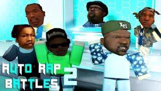 OG LOC RAPS IN ROBLOX?! | Roblox Auto Rap Battles 2