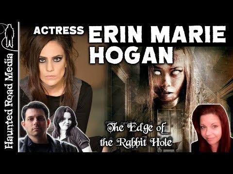 Scream Queen Actress Erin Marie Hogan  Edge of the Rabbit Hole