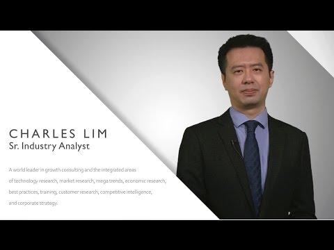 Charles Lim, Sr Industry Analyst