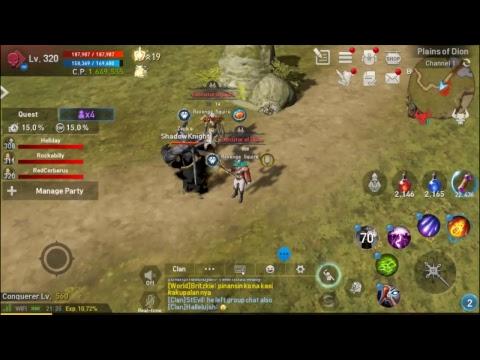 Lineage 2 Revolution Castle Siege
