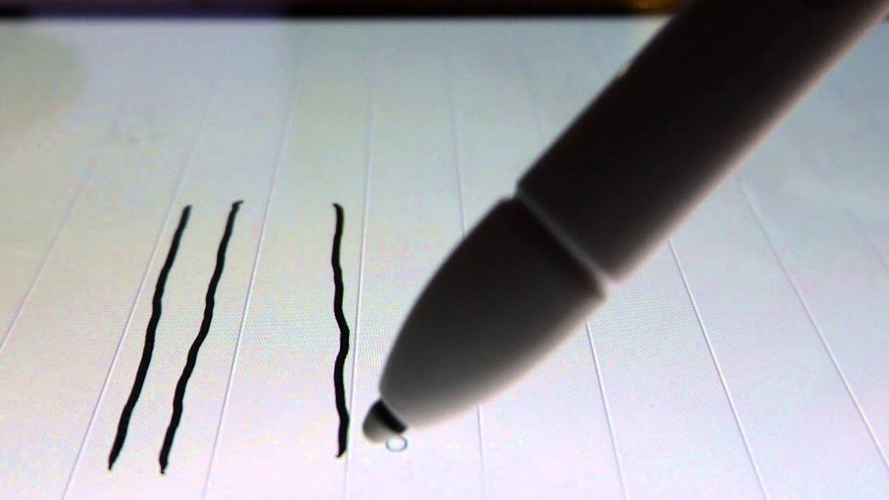 Wacom Bamboo Stylus Feel for Galaxy Note Black