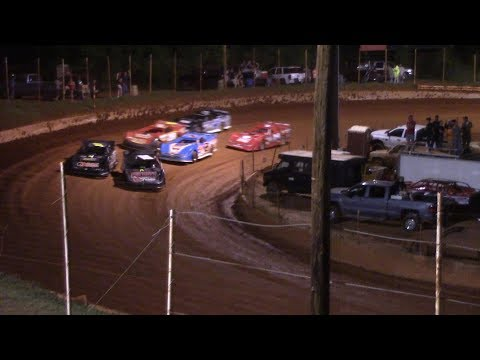 Winder Barrow Speedway Limited Late Models 5/12/18