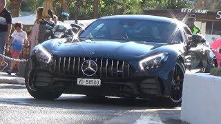 [PBSS`17] Puerto Banus Supercars Spotting 14 (  599 GTO, AMG GTR, Speciale...)