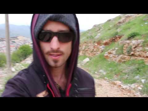 13 April 5777 - Corner of #Syria & #MountHermon 🐢