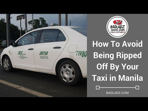 Travel Tips: How To Avoid Getting Ripped Off By Your Taxi Driver
