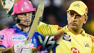 Dhoni or Butler : Dream 11 Pick? | CSK vs RR Match Preview & DREAM11 PREDICTION | IPL 2019