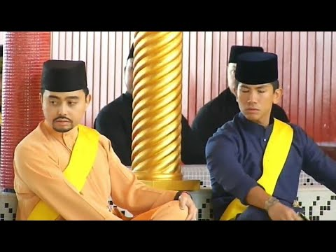 Jubli Emas Sultan Brunei | Istiadat Gendang Jaga-Jaga