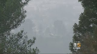 Smoke From Camp Fire Made For Extremely Poor Air Quality In Bay Area