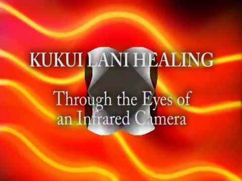 Energy Healing with Infrared Camera