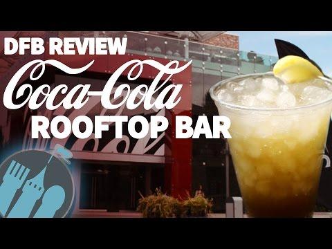 DFB Review: Coca-Cola Rooftop Beverage Bar