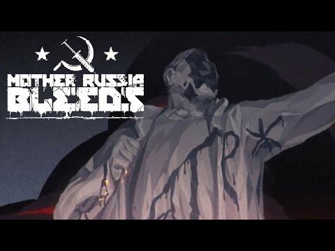 Mother Russia Bleeds Youtube Video